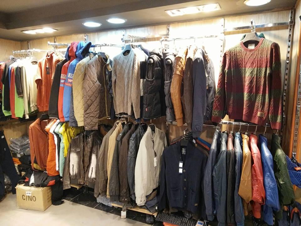 صورة محلات ملابس , تعرف على احدث موديلات ملابس بالمحلات