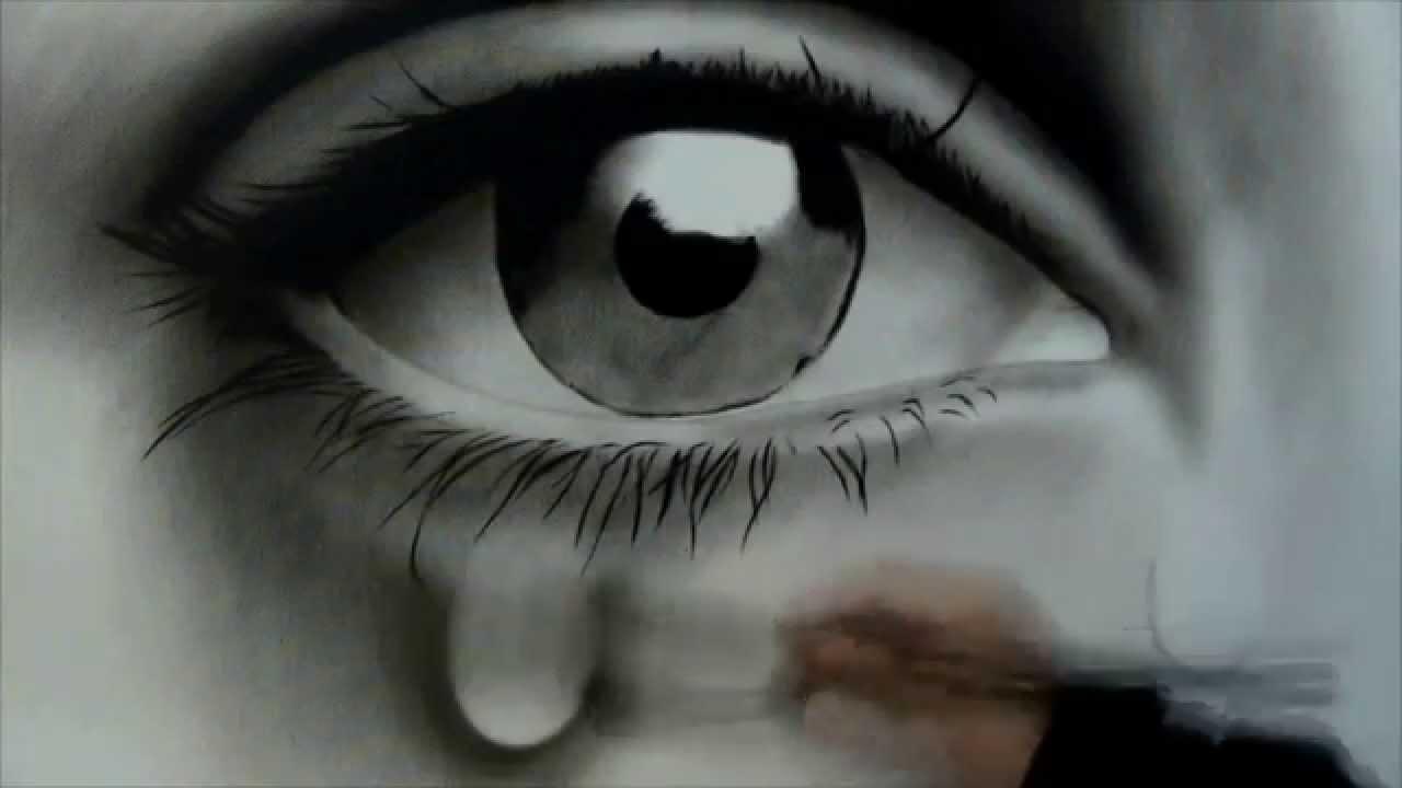 بالصور صور عيون تبكي , البكاء احدى لغات العيون 2052 10