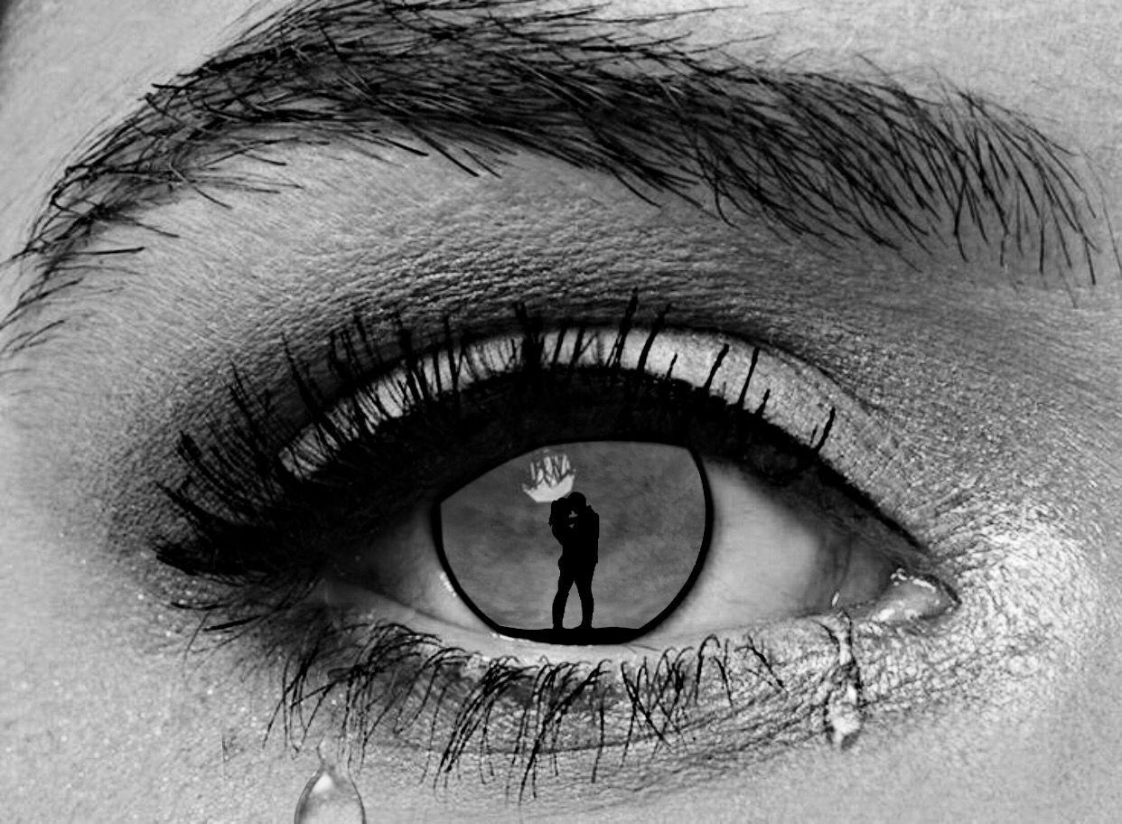 صورة صور عيون تبكي , البكاء احدى لغات العيون 2052 5