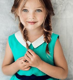 صور طفلة جميلة , اجمل ١٤ طفلة في العالم