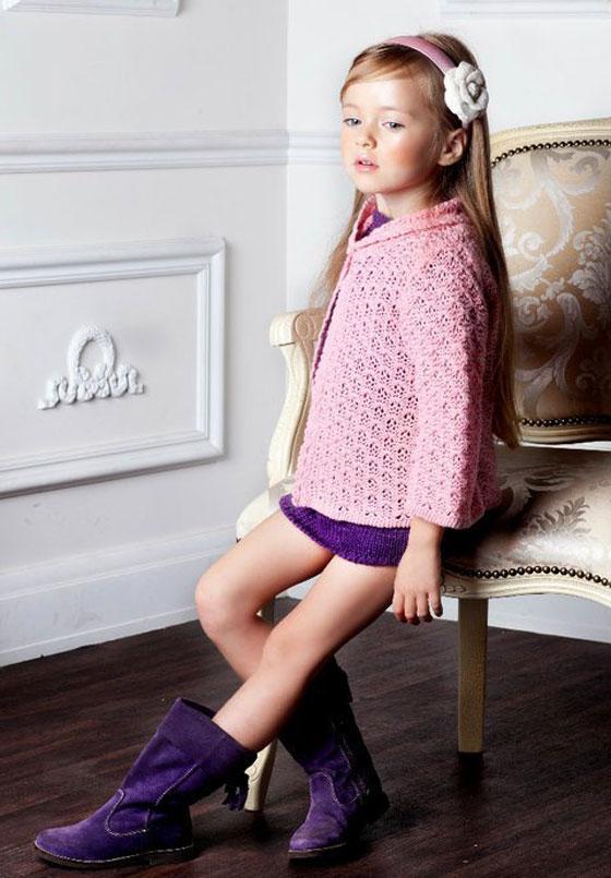 صورة طفلة جميلة , اجمل ١٤ طفلة في العالم