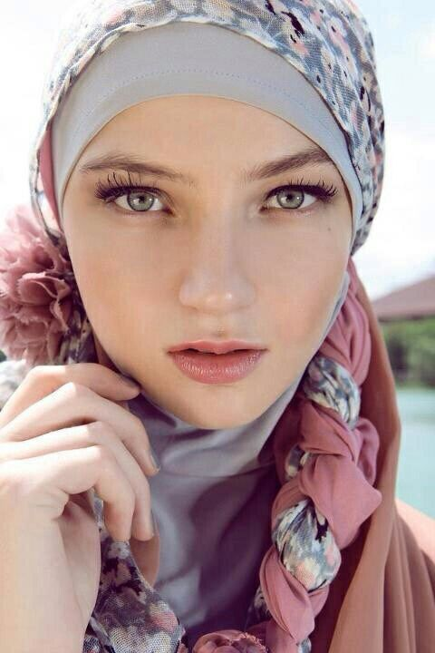 بالصور اجمل بنات محجبات بدون مكياج , صور لبنات من كل البلاد بالحجاب 1666 6