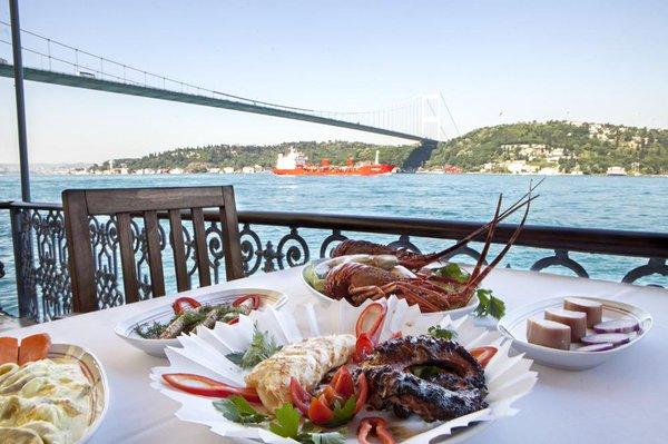 بالصور عشاء فخم , من تركيا اطلاله رائعه لعشاء فخم 1671 10