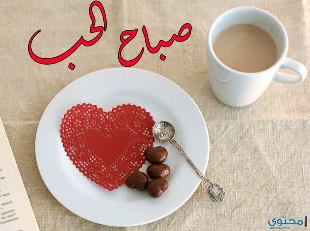 بالصور صباح الخير يا حبيبي , باقة من رسائل الصباح للعشاق 1681 6