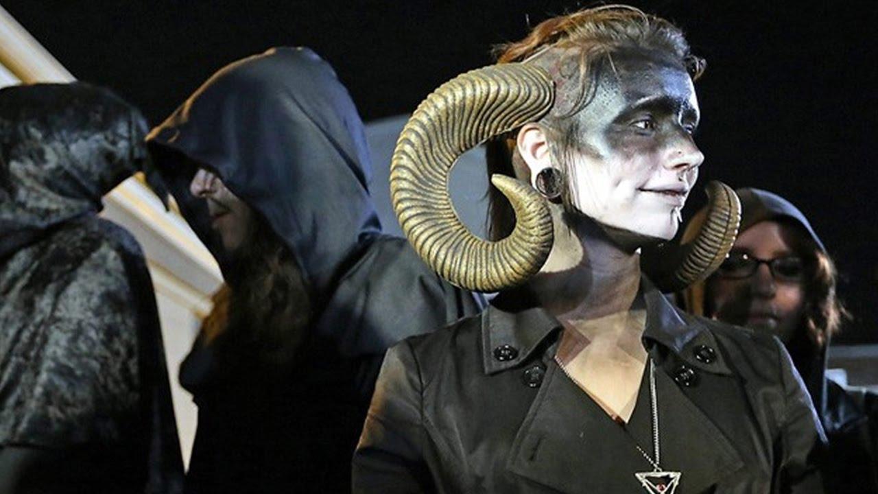 صور من هم عبدة الشيطان , ما لا تعرفه عن عبده الشيطان