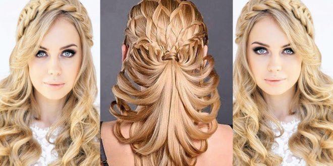 صور تسريحات الشعر للصبايا , اروع التسريحات المختلفه