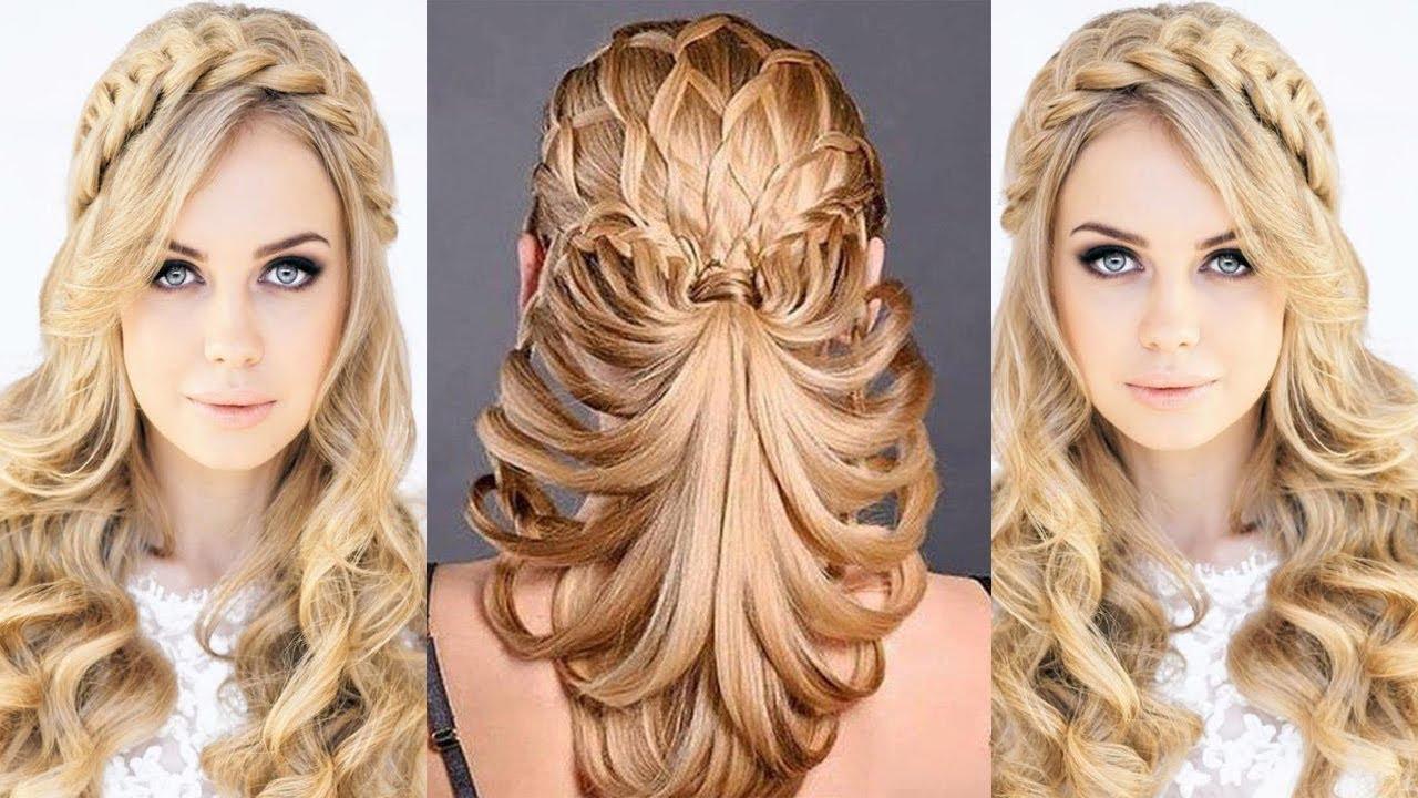 صورة تسريحات الشعر للصبايا , اروع التسريحات المختلفه