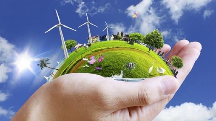 صورة بحث عن البيئة النظيفة والبيئة الملوثة , معلومات عن البيئة