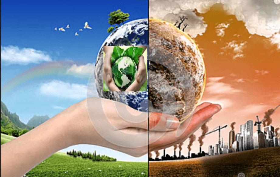 صور بحث عن البيئة النظيفة والبيئة الملوثة , معلومات عن البيئة