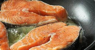 صورة طريقة طبخ السلمون , طرق مختلفه لتعليم فنون الطبخ