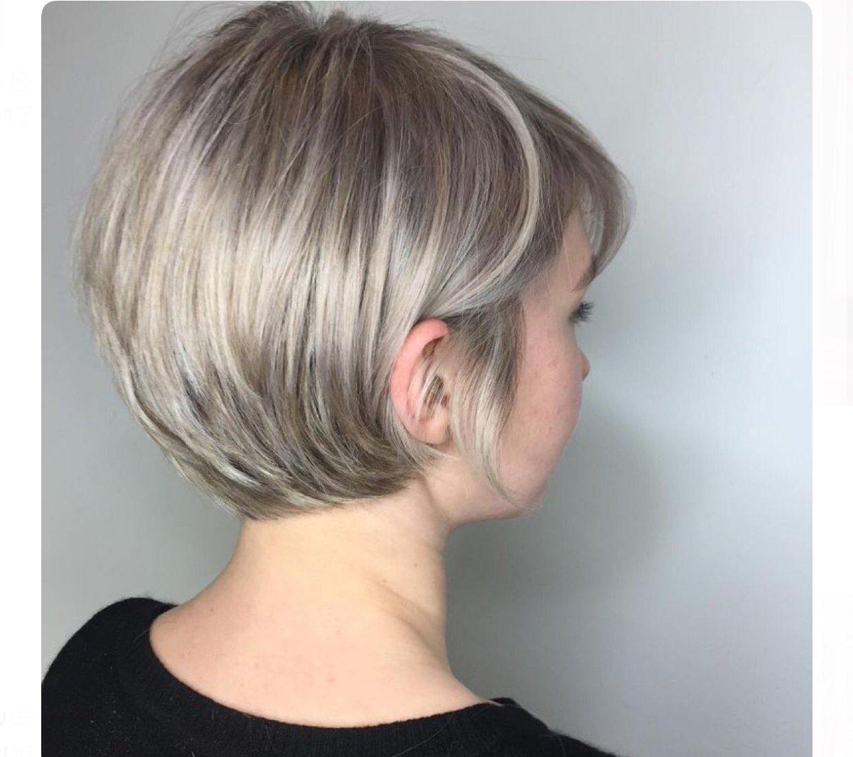بالصور اجمل قصات الشعر القصير , اروع تصميمات الشعر الجديده 10525 12