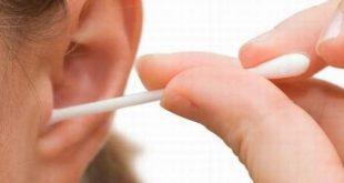 صور تنظيف الاذن من الشمع , طريقة سهلة لتنضيف الودن من الاوساخ والشمع