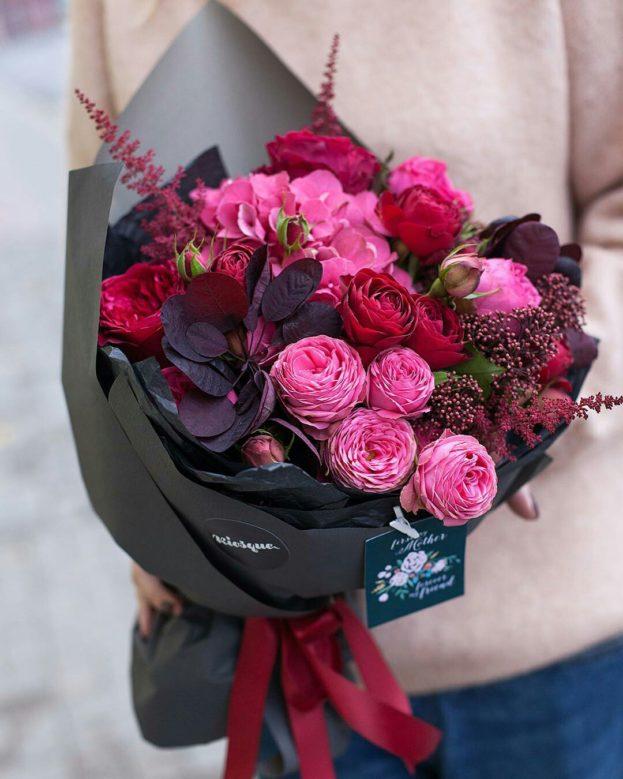 صور رمزيات بوكيه ورد , احلي صور لبوكيهات الزهور الجميلة