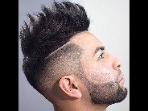 صورة احلى قصة شعر للشباب , ابهر الناس بقصات شعرك الروشة 6663 3