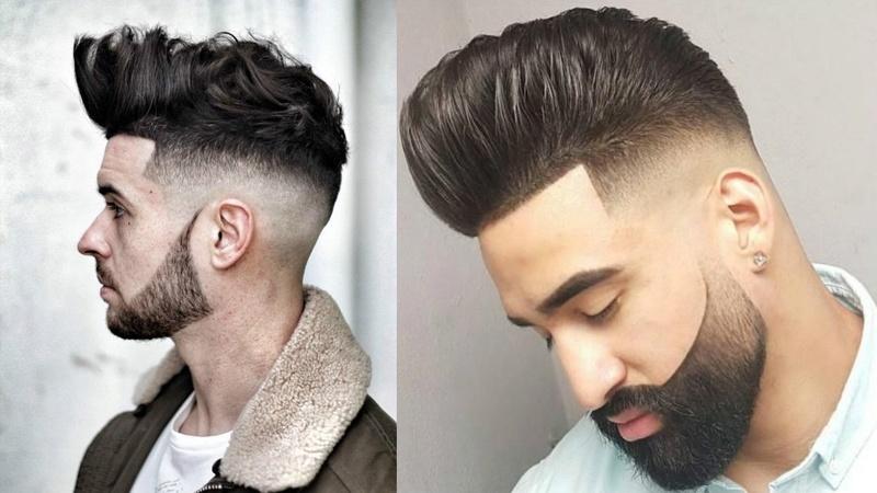صورة احلى قصة شعر للشباب , ابهر الناس بقصات شعرك الروشة