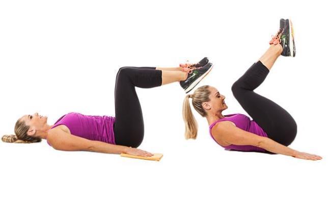 صورة تمارين شد البطن للنساء في اسبوع , افضل انواع التمارين للبطن 10733 2