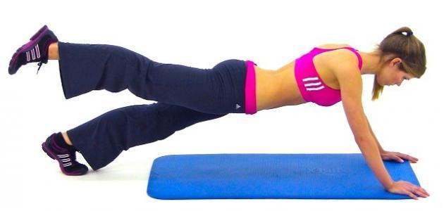 صورة تمارين شد البطن للنساء في اسبوع , افضل انواع التمارين للبطن 10733 5