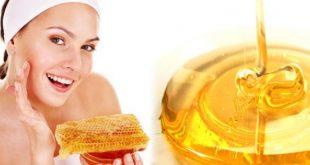 صور فائدة العسل للوجه , الحل الوهمي لنضارة البشرة الدائم