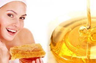 صورة فائدة العسل للوجه , الحل الوهمي لنضارة البشرة الدائم