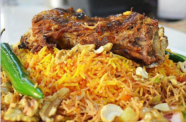 صور مندي لحم بالبيت , اشهي اكلة سعودية مندي اللحمة