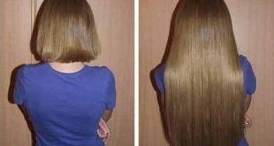 تسريحات لتطويل الشعر , الضفاير بتدي للشعر طول زيادة