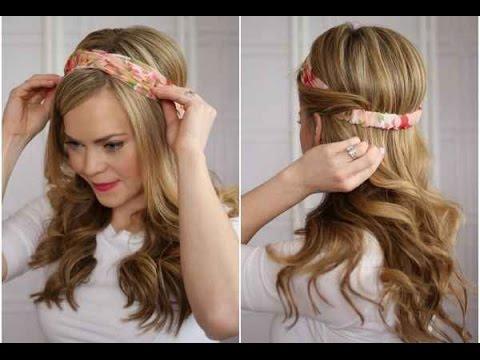 صورة اجمل تسريحات الشعر للبنات سهلة , جربي استايلات جديدة وبسيطة لشعرك