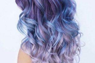 صورة صبغ الشعر باللون الازرق , غيري وجددي لون شعرك يا جميلة