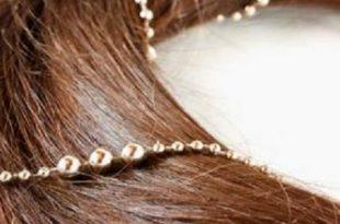 صور كيف يطول الشعر , وصفة التوم العجيبة لتطويل الشعر