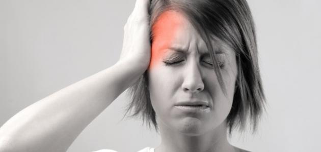 صورة الصداع النصفي اسبابه وعلاجه , ايه هو الصداع النصفي في الدماغ