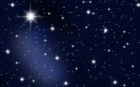 صور صور نجوم السماء , نور بيلمع في السما ياجمال النجوم