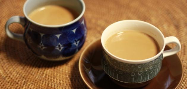صور طريقة شاي الكرك , اشربي احلي شاي هندي على كيف كيفك