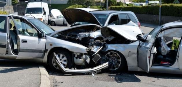 صورة اضرار حوادث السير , كوارث بتحصل من الحوادث اللى علي الطريق 3796 1