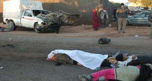 صور اضرار حوادث السير , كوارث بتحصل من الحوادث اللى علي الطريق