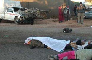 صورة اضرار حوادث السير , كوارث بتحصل من الحوادث اللى علي الطريق