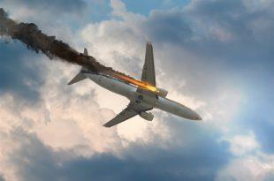 صورة سقوط الطائرة في المنام , مفزوعة من حلم وقوع الطيارة تعالي نشوف