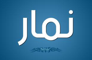 صور معنى اسم نمار , تفاصيل عن مسمي نمار لطفلك الجميل