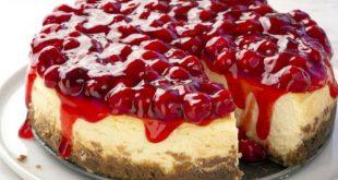صور خلطة التشيز كيك البيضاء , احلي واطعم حلويات ممكن تاكليها