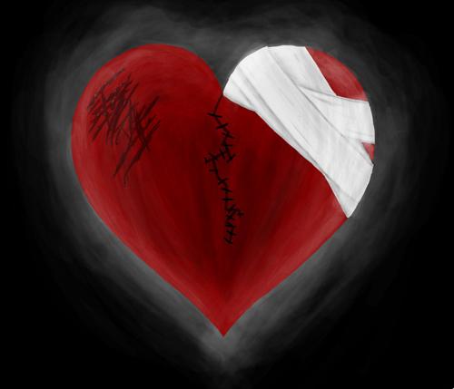 صور قلب مكسور صور , من الوجع والحزن القلب اتكسر
