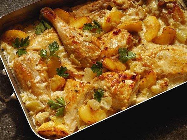 صورة طبخات سريعة بالدجاج , كل الاكلات اللى بتتعمل ب الفراخ 3938 6