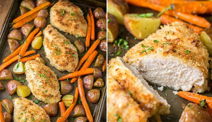 صورة طبخات سريعة بالدجاج , كل الاكلات اللى بتتعمل ب الفراخ 3938 7