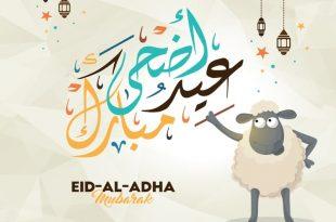 صورة خلفيات عيد الاضحى المبارك , بتبحثي عن صور تهاني بمناسبة العيد الكبير