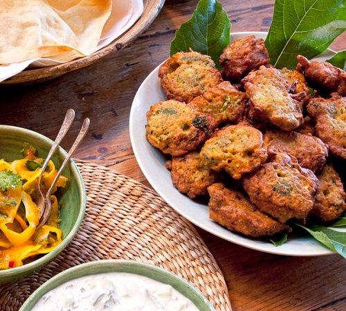صور طريقة عمل الباكورة , اجمد اكلة هندية بقا ممكن تدوقها