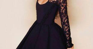 احدث فساتين قصيرة , اخر صيحة الفساتين حاجة اخر الشياكة