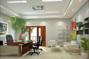 صور ديكورات مكاتب , اختاري احدث واشيك تصميم بينور من جماله لمكتبك
