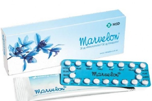 صورة حبوب مارفيلون , الحبوب الخادعة للجسم كوسيلة منع الحمل