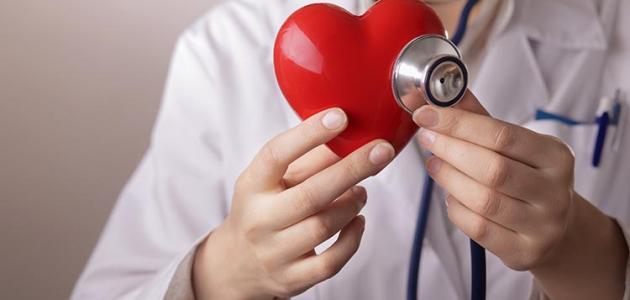 صورة تسارع نبضات القلب , تعرفي على الاسباب في سرعة دقات القلب