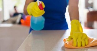 تنظيف المنزل , في اقل من ساعتين هتلاقي بيتك بيبرق من النضافة