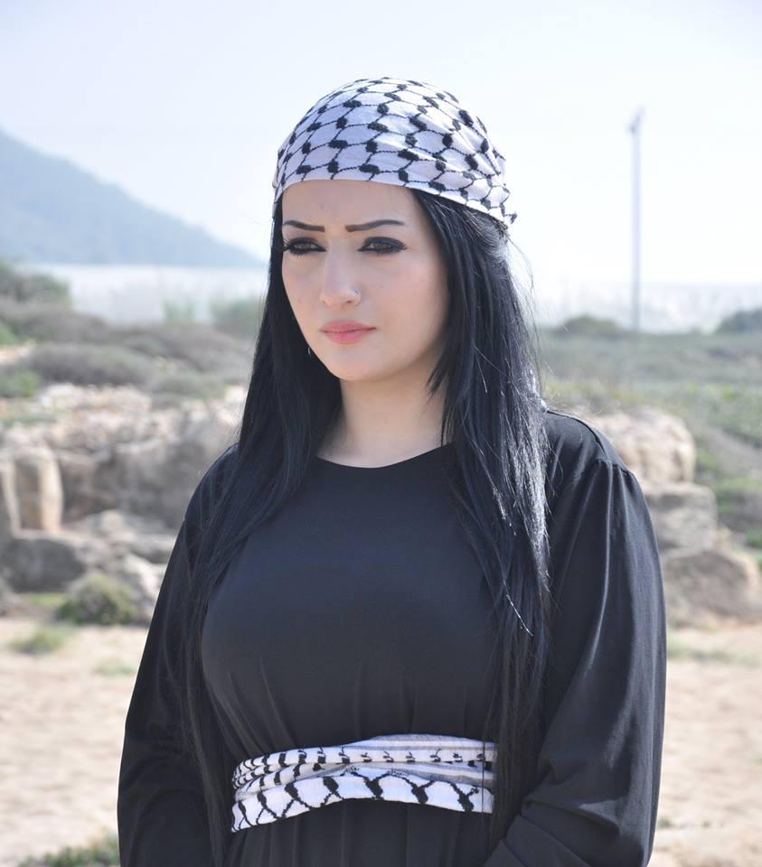 صورة بنات فلسطين , الحلوات الفلسطينية منورة الصور بنت غزة
