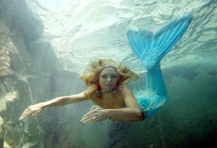 صورة صور عروسه البحر , حورية البحر اللى تخطف العيون من سحرها