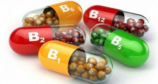 اعراض نقص فيتامين ب1 ب6 ب12 , مظاهر قلة الفيتامينات المهمة على الجسم